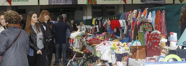 Feria del reciclaje Torrelavega